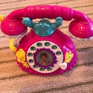Disney Fancy Nancy Talking Phone